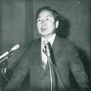 한국 십자군 연맹 회장 김득황 박사